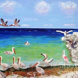 Vicky Tarcau - Pelicans