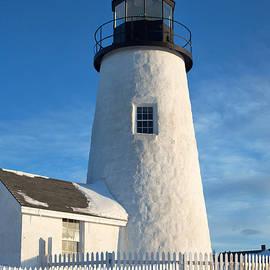 Eric Gendron - Pemaquid Lighthouse Portrait