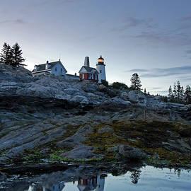 Juergen Roth - Pemaquid Point Lighthouse