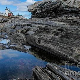 JoeFarPhotos - Photographer in Maine - Pemaquid Point On the Rocks