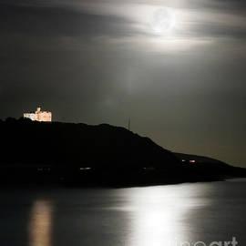 Terri Waters - Pendennis Castle at Night