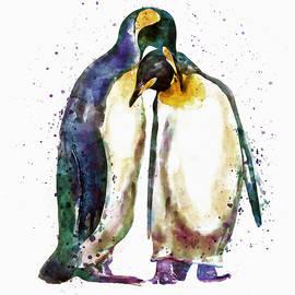 Marian Voicu - Penguin couple