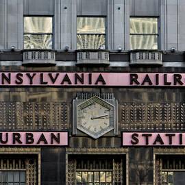 Susan Candelario - Pennsylvania Suburban Station -