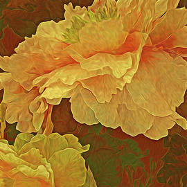 Lynda Lehmann - Peony Tapestry 10