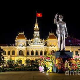Rene Triay Photography - Peoples Committee Building  Saigon Vietnam