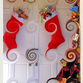Luv Photography - Peppermint  Candy  Door