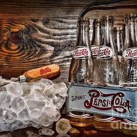 Paul Ward - Pepsi You Need a Pepsi Ice Pick