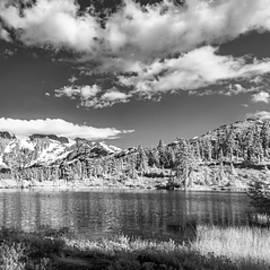 Perfect Lake at Mount Baker - Jon Glaser
