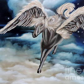 Dianna Lewis - Perseus The Pegasus