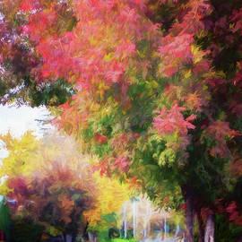 Terry Davis - Pershing Avenue