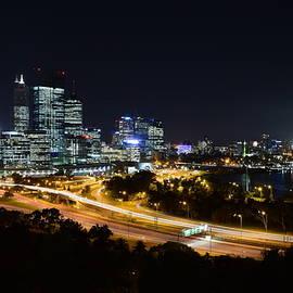 Anna - Perth Cityscape