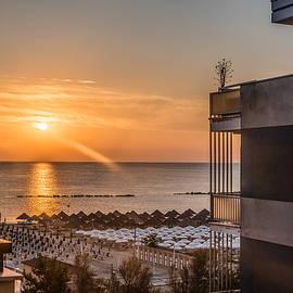 Randy Scherkenbach - Pescara Sunrise
