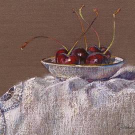 L Diane Johnson - Petite Bowl IV