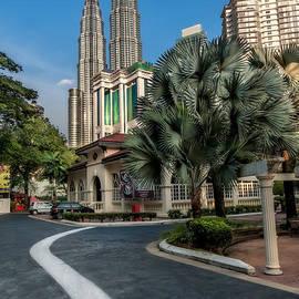 Adrian Evans - Petronas Towers