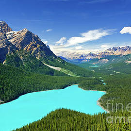 Henk Meijer Photography - Peyto Lake - Canada