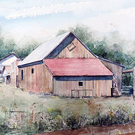 Richard Hahn - Peyton Barn
