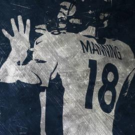PEYTON MANNING BRONCOS 2 - Joe Hamilton
