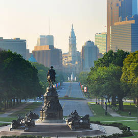 Bill Cannon - Philadelphia Benjamin Franklin Parkway