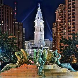 Frozen in Time Fine Art Photography - Philadelphia City Hall