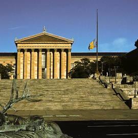 Sally Weigand - Philadelphia Museum of Art
