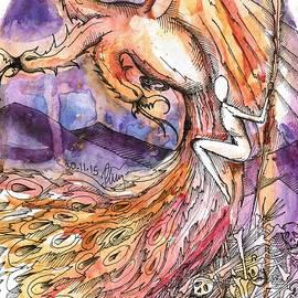 Anna Troian - Phoenix feather