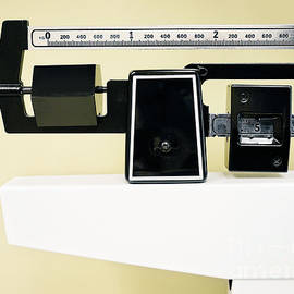 Physician Balance Beam Scale Picture - Paul Velgos