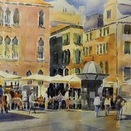 David Gilmore - Piazza San Angelo