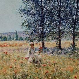 Pierre Van Dijk - Picking flowers