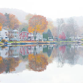 Karol  Livote - Picturesque Autumn