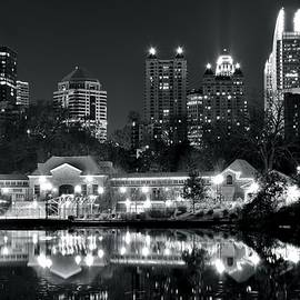 Frozen in Time Fine Art Photography - Piedmont Park View
