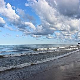 Julie Ketchman - Pier Cove Beach
