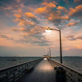 Marvin Spates - Pier Lights