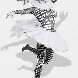 Joaquin Abella - Pierrette dance By Quim Abella