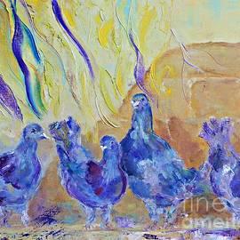 AmaS Art - Pigeons