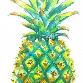 Carlin Blahnik - Pineapple Window to the Tropics
