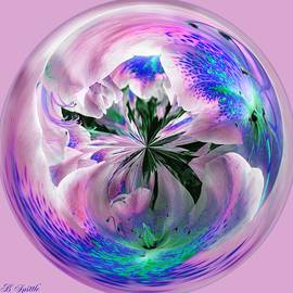 Brenda  Spittle - Pink Azalea