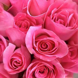 Wonju H - Pink bouquet