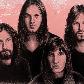 Andrew Read - Pink Floyd Pink edition