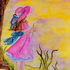 Eloise Schneider - Pink Hat