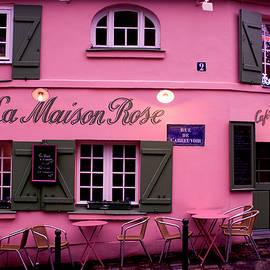 Milan Mirkovic - Pink house