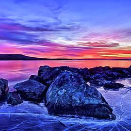 ABeautifulSky Photography - Pink Ice at Dawn