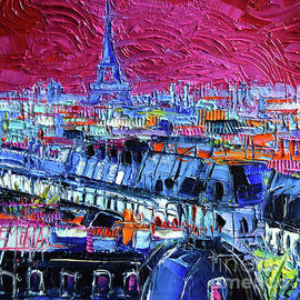 Mona Edulesco - Pink Paris
