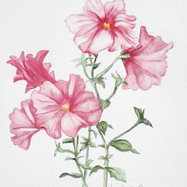 April McCarthy-Braca - Pink Petunias