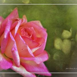 Walter Herrit - Pink Rose Dream Digital Art 3