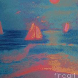 Holly Martinson - Pink Sails