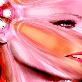 Catherine Lott - Pink See Thru