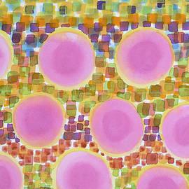 Heidi Capitaine - Pink Soft Circles