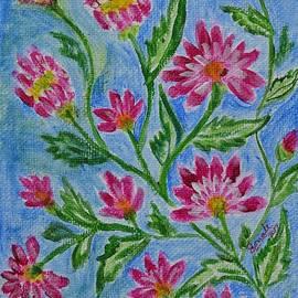 Sonali Gangane - Pink Spring