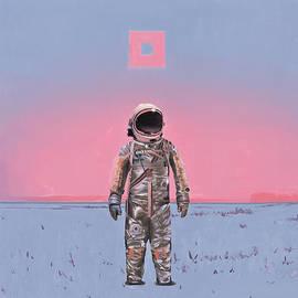 Pink Square - Scott Listfield