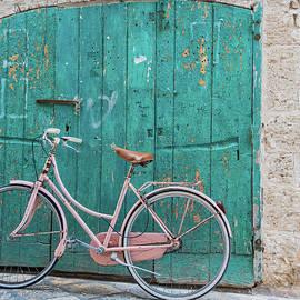 Robin Zygelman - Pink Turquoise Locorotondo